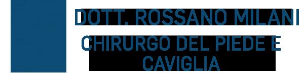 Dott. Rossano Milani